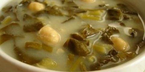 osmaniye tırşik çorbası