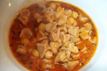 osmaniye yüksük çorbası