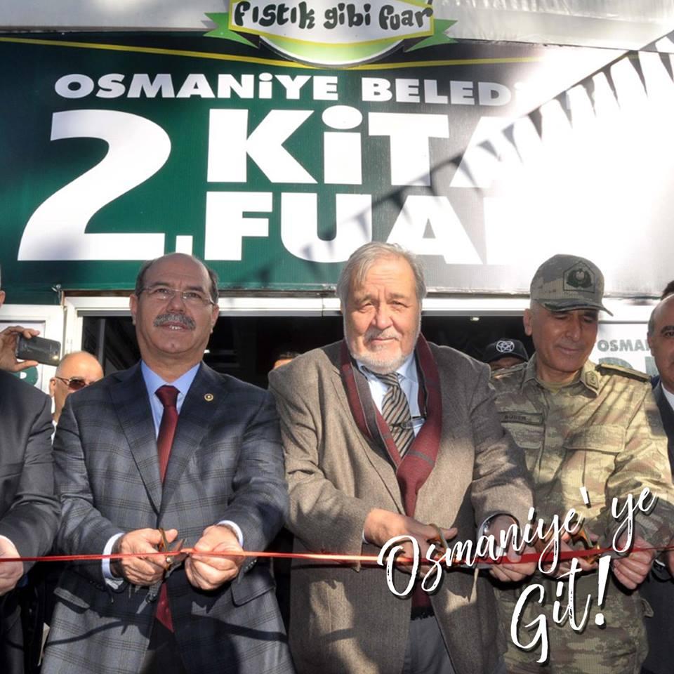 osmaniye 2.kitap fuarı