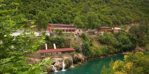 osmaniye haruniye kaplıcaları