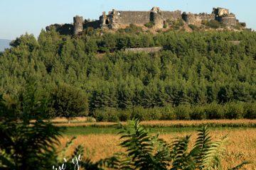 osmaniye toprakkale kalesi