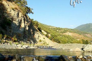 osmaniye karaçay ırmağı