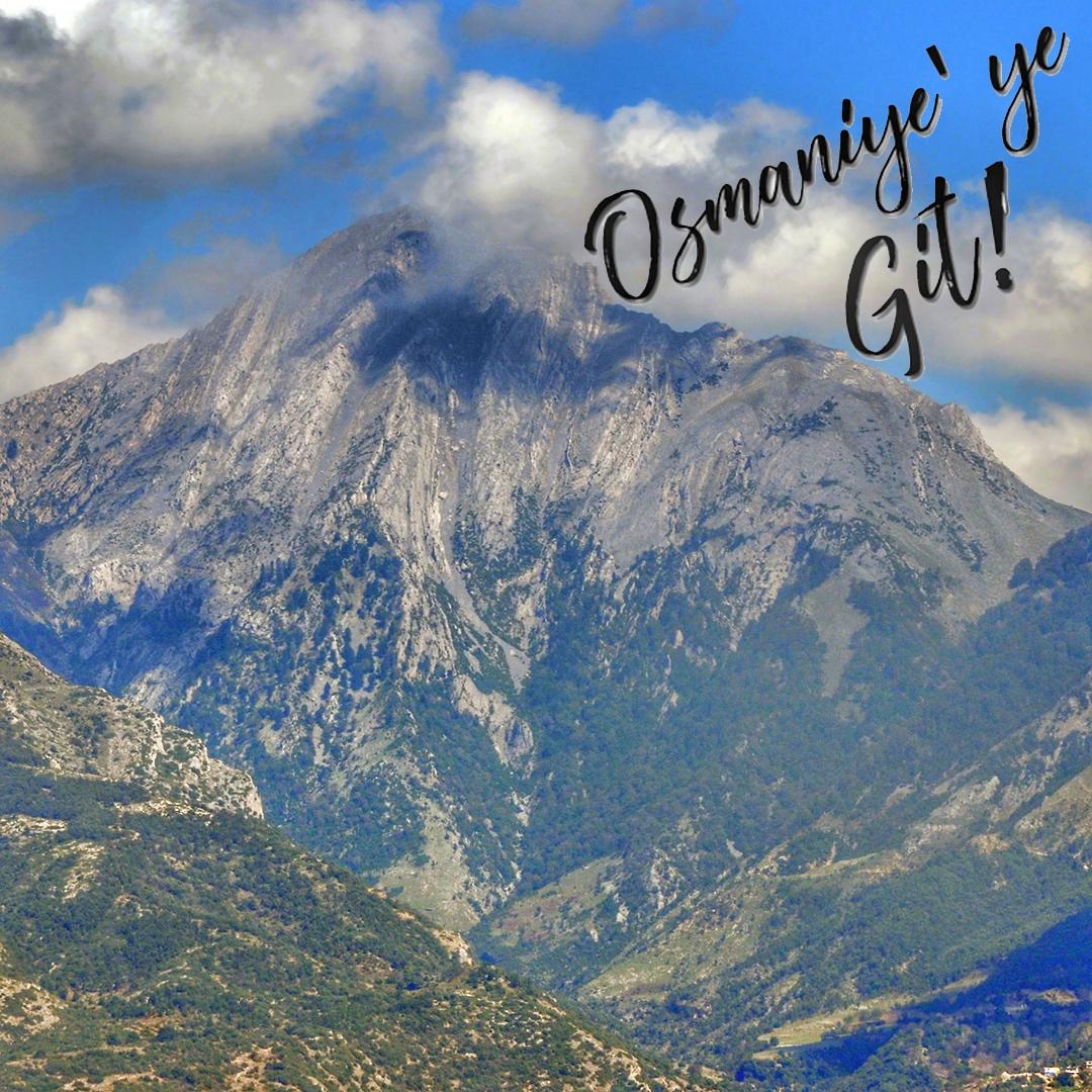 osmaniye düldül dağı
