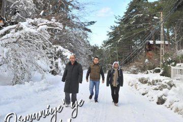 osmaniye zorkun yaylası