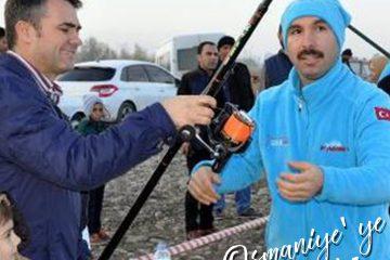 Osmaniye Balık Avı Turnuvası