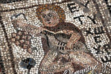 Osmaniye Kadirli Mozaikleri