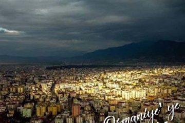 osmaniye şehir fotoğrafı